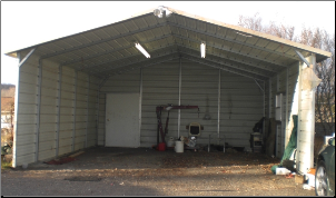 Custom-Carport-Before